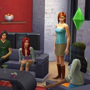 Sims 4 jeu de simulation