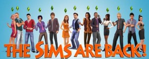 The sims 4 available