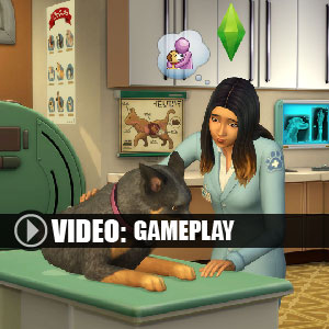 The Sims 4 Cats and Dogs Gameplay Video