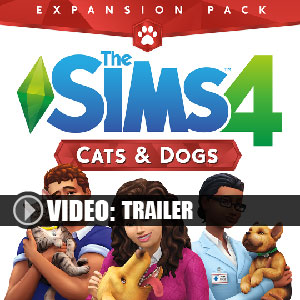 Acheter The Sims 4 Cats and Dogs Clé Cd Comparateur Prix