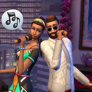 Sims 4 Vie Citadine Karaoké
