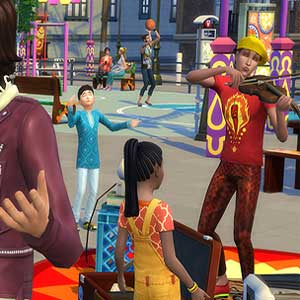 Sims 4 Vie Citadine Gameplay