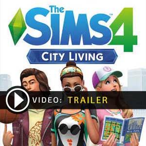 Acheter Les Sims 4 Vie Citadine Clé Cd Comparateur Prix