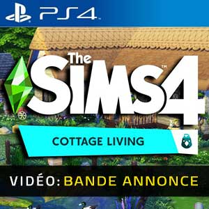 The Sims 4 Cottage Living PS4 Bande-annonce vidéo