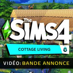 The Sims 4 Cottage Living Bande-annonce vidéo