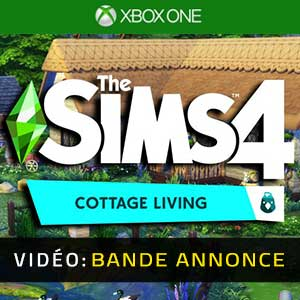 The Sims 4 Cottage Living Xbox One Bande-annonce vidéo