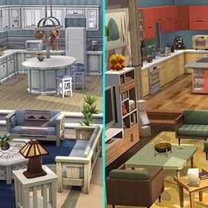 The Sims 4 Dream Home Decorator Avant Et Après