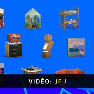 The Sims 4 Dream Home Decorator Vidéo De Gameplay