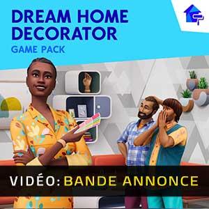 The Sims 4 Dream Home Decorator Bande-annonce Vidéo