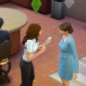 Sims 4 Au Travail détective