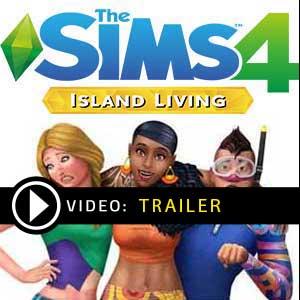 Acheter The Sims 4 Island Living Clé CD Comparateur Prix