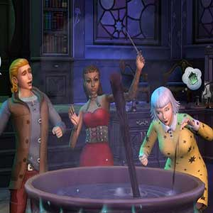 The Sims 4 Realm of Magic