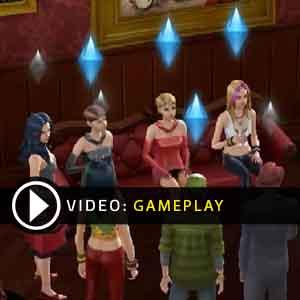 Vidéo du jeu The Sims 4