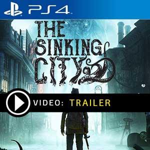 The Sinking City PS4 en boîte ou à télécharger