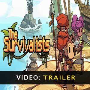 Vidéo de la bande-annonce de The Survivalists