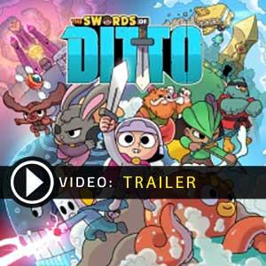 Acheter The Swords of Ditto Clé CD Comparateur Prix