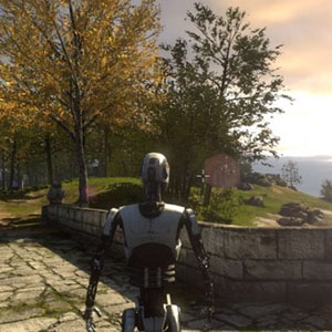 The Talos Principle PS4 - Robot