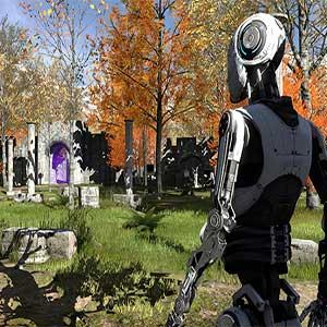 The Talos Principle - Robot Being