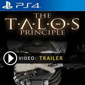The Talos Principle PS4 en boîte ou à télécharger