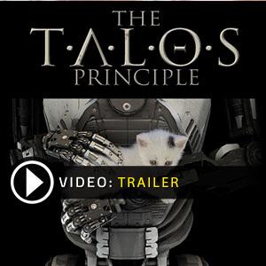 Acheter The Talos Principle Clé Cd Comparateur Prix