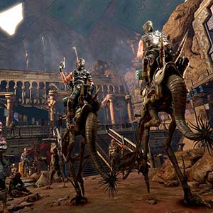 Gameplay de The Technomancer