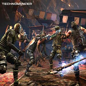 Bandits dans The Technomancer