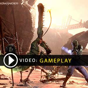 Video de Gameplay deThe Technomancer
