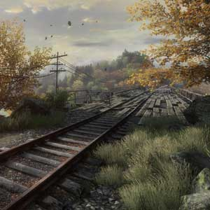 The Vanishing of Ethan Carter Paysage