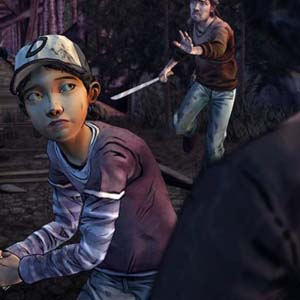 The Walking Dead 2 PS4 : Zombie