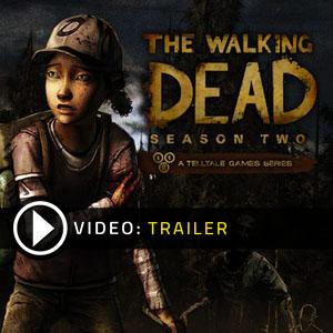 Acheter The Walking Dead Saison 2 clé CD Comparateur Prix