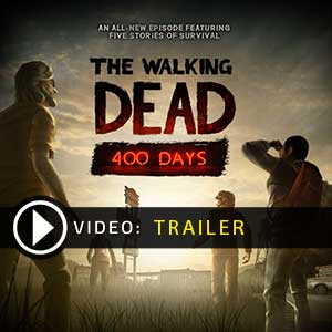 Acheter The Walking Dead 400 Days DLC clé CD Comparateur Prix