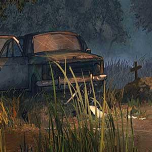 The Walking Dead A New Frontier Scénario