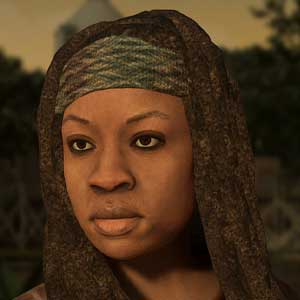 The Walking Dead Onslaught Michonne