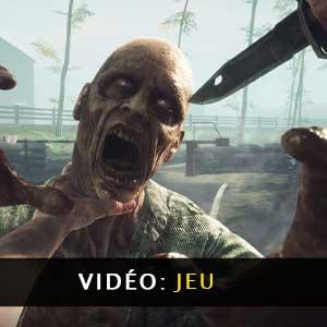 Vidéo du jeu The Walking Dead Onslaught