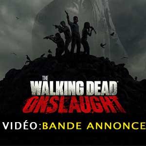 Vidéo de la bande-annonce de The Walking Dead Onslaught