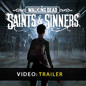 Acheter The Walking Dead Saints & Sinners Clé CD Comparateur Prix