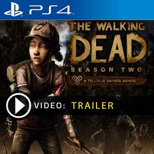 The Walking Dead Season 2 PS4 en boîte ou à télécharger