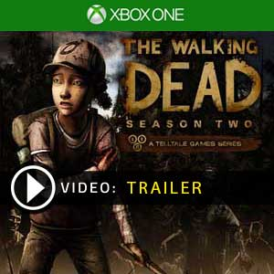 The Walking Dead Season 2 Xbox One en boîte ou à télécharger