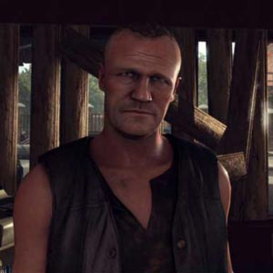 The Walking Dead Survival Instinct Merle Dixon