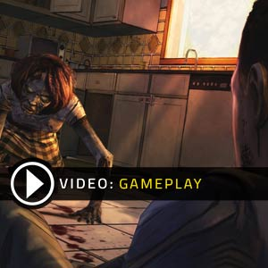 The Walking Dead Gameplay Video