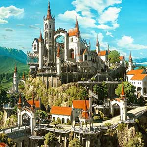 The Witcher 3 Wild Hunt Blood and Wine Palace de Toussaint