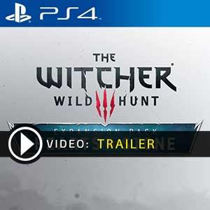 The Witcher 3 Wild Hunt Hearts of Stone PS4 en boîte ou à télécharger