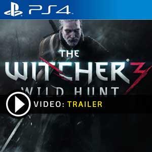 The Witcher 3 Wild Hunt PS4 en boîte ou à télécharger