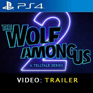 Acheter The Wolf Among Us 2 A Telltale Series PS4 Comparateur Prix