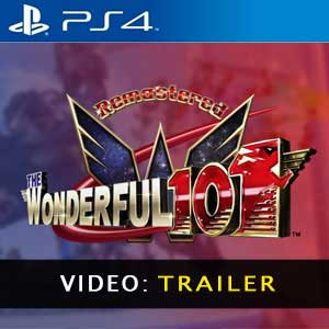 Acheter The Wonderful 101 Remastered PS4 Comparateur Prix