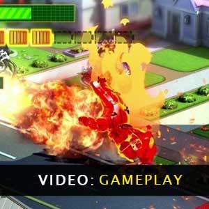 Wonderful 101 Remastered Gameplay Video