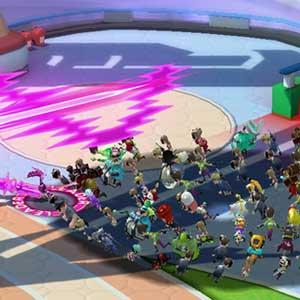 The Wonderful 101 Nintendo Wii U Defeat all ennemis