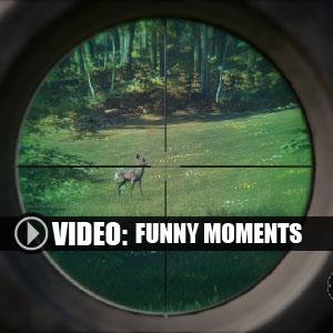 theHunter Call of the Wild Moments marrants