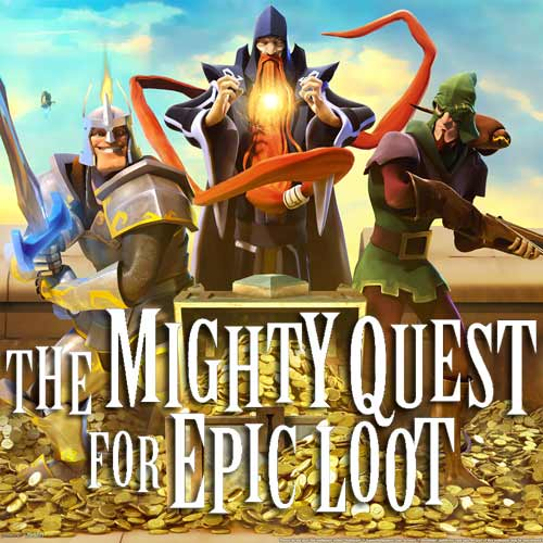 Acheter Mighty Quest for Epic Loot - Legit Fan Mage clé CD Comparateur Prix