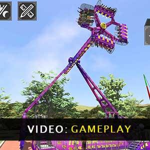 Theme Park Simulator Gameplay Video